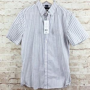 French Connection brosnan slim fit shirt